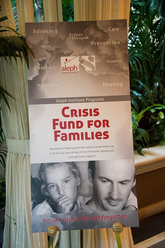 Aleph Institute Gala's Program Materials at the Four Seasons Beverly Hills